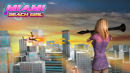 Miami Beach Girl- screenshot thumbnail