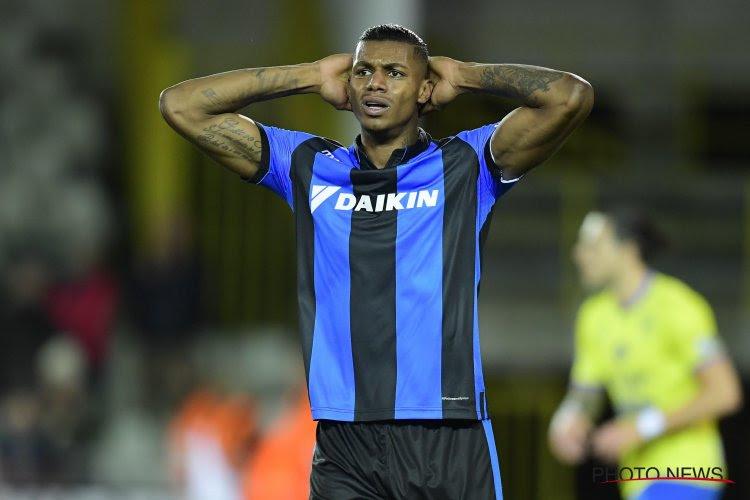 🎥 L'ancien Brugeois Wesley Moraes s'emporte et voit rouge en amical