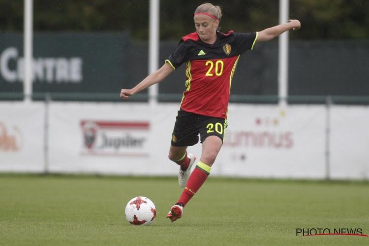 ? Herbekijk het doelpunt van Julie Biesmans in de Engelse competitie