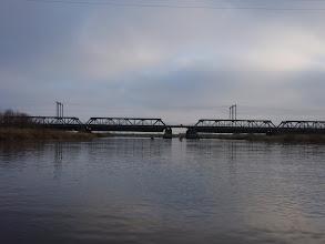 Photo: spoorbrug 13-12-07 u0062