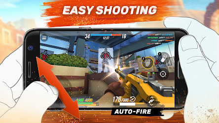 Guns of Boom 2.2.2 Apk (Unlimited Ammo) MOD 2