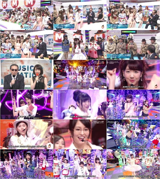 (TV-Music)(1080i) AKB48 Part – Music Station 151030