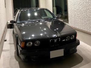 M6 E24 88年式 D車のカスタム事例画像 とありくさんの2019年05月14日06:37の投稿