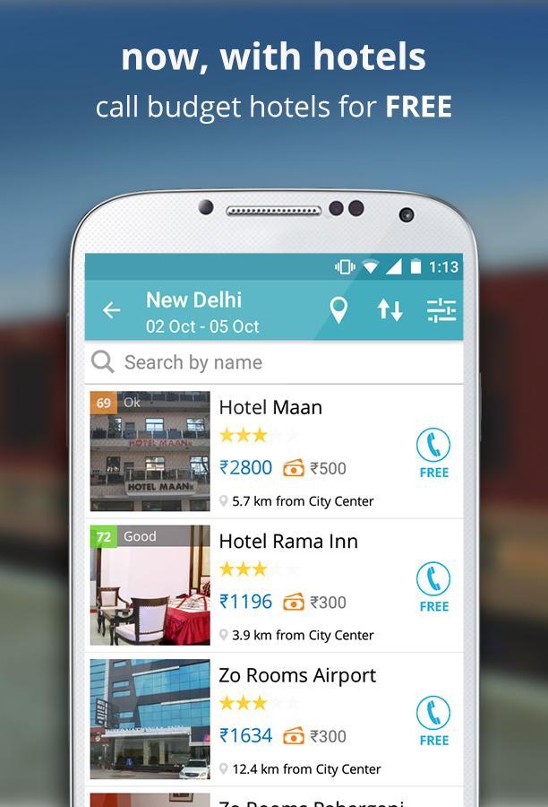 indian rail train info hotels- screenshot