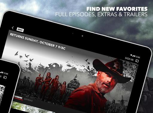 AMC: Stream TV Shows, Full Episodes & Watch Movies screenshot 6