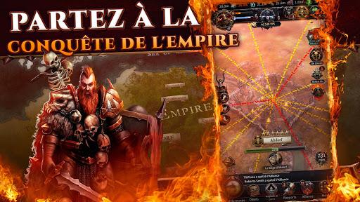 Code Triche Warhammer: Chaos & Conquest u2013 Formez votre troupe APK MOD screenshots 5