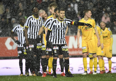 Javier Martos va être mis à l'honneur avant Charleroi - Eupen