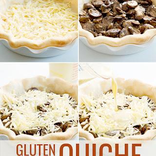 Perfect Gluten Free Quiche