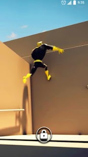Super Hero Live Wallpaper - náhled