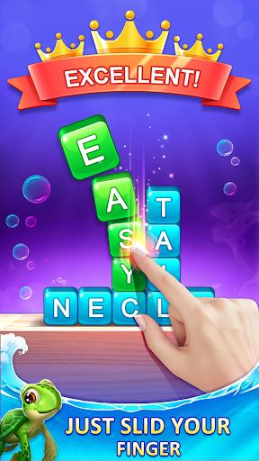 Word Games Ocean: Find Hidden Words apktram screenshots 2
