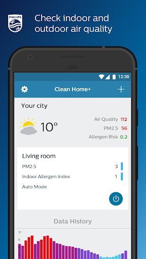 Clean Home + 1.0.2 screenshots 1