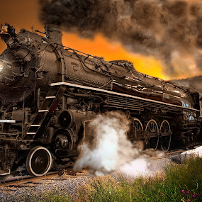 Ultimate Steam, The 4-8-4 by Nickel Plate Photographics - Transportation Trains