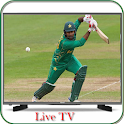 Pak vs Aus live tv HD streaming icon