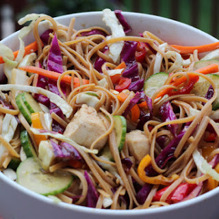 Asian Noodle Chicken Salad