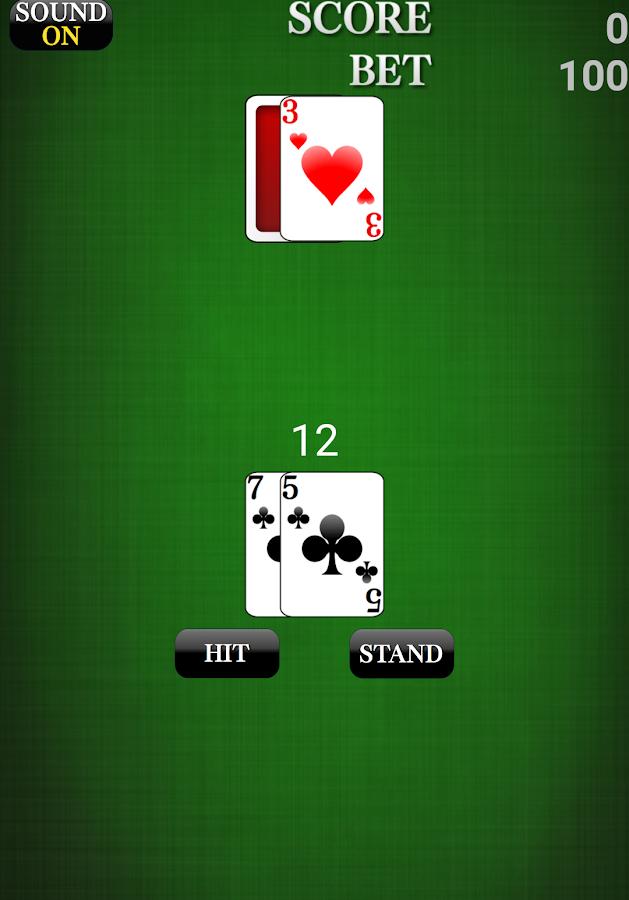 Rules of blackjack 7 cards