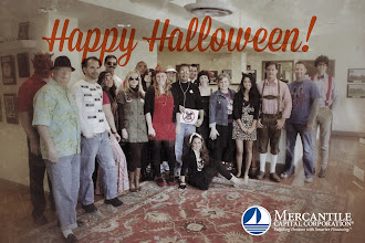 Photo: Happy Halloween from all of us at Mercantile Capital Corporation! www.504Experts.com