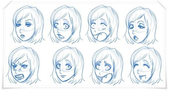 diy anime drawing tutorial screenshot thumbnail