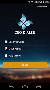 Zeo Dialer- screenshot thumbnail