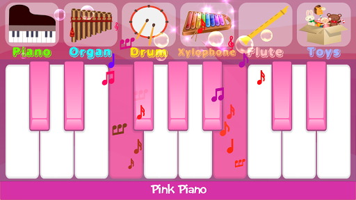 Pink Piano 1.5 screenshots 8