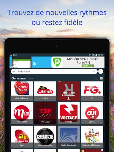 France Radios : u00c9couter Radio en Direct Gratuit 2.2.5 screenshots 9