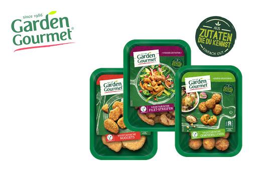 Bild für Cashback-Angebot: Garden Gourmet