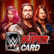 WWE SuperCard – Multiplayer Card Battle Game Mod Cho Android
