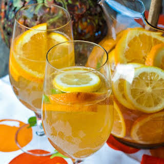 White Wine Sangria Triple Sec Recipes.