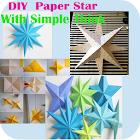 DIY Papierstern icon