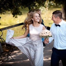 Wedding photographer Vitaliy Bykov (id9548150). Photo of 10.08.2017