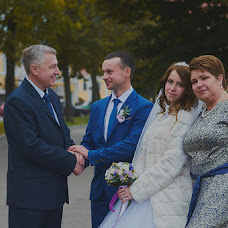 Wedding photographer Aleksandr Rebrov (myfoto76). Photo of 23.11.2017