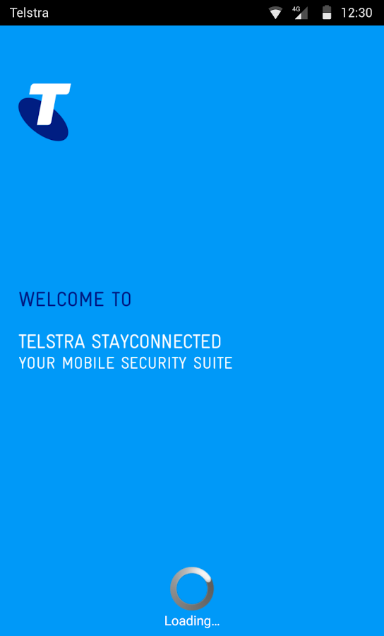 Telstra StayConnected- screenshot