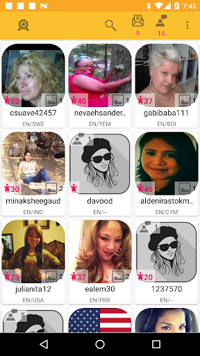Video chat for singles app (apk) free download for Android/PC/Windows screenshot