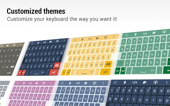 ZenUI Keyboard – Emoji, Theme APK screenshot thumbnail 14