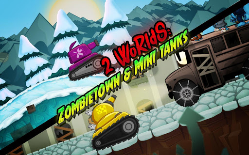 Zombie Survival Games: Pocket Tanks Battle  screenshots EasyGameCheats.pro 5