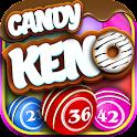 Free Keno Games - Candy Bonus icon