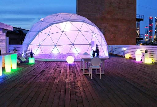 AG Loft Крыша для свадьбы