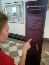 Photo: Alya reading about this section of the palace. We are both fascinated by history.
