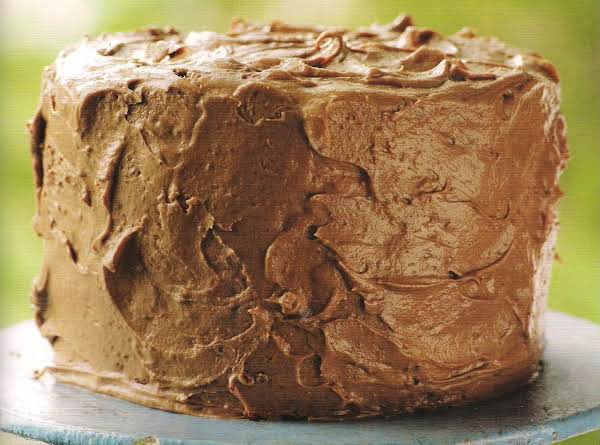 Milk Chocolate Pound Cake, Circa Recipe 1950