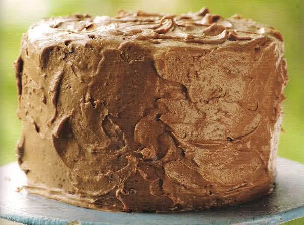 Milk Chocolate Pound Cake, Circa 1950