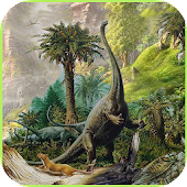 Jungle Dinosaur Cards and Game