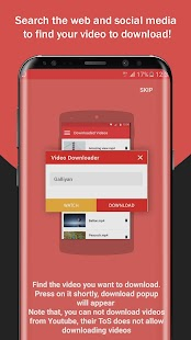 Free Video Downloader - Download Videos Fastly - náhled