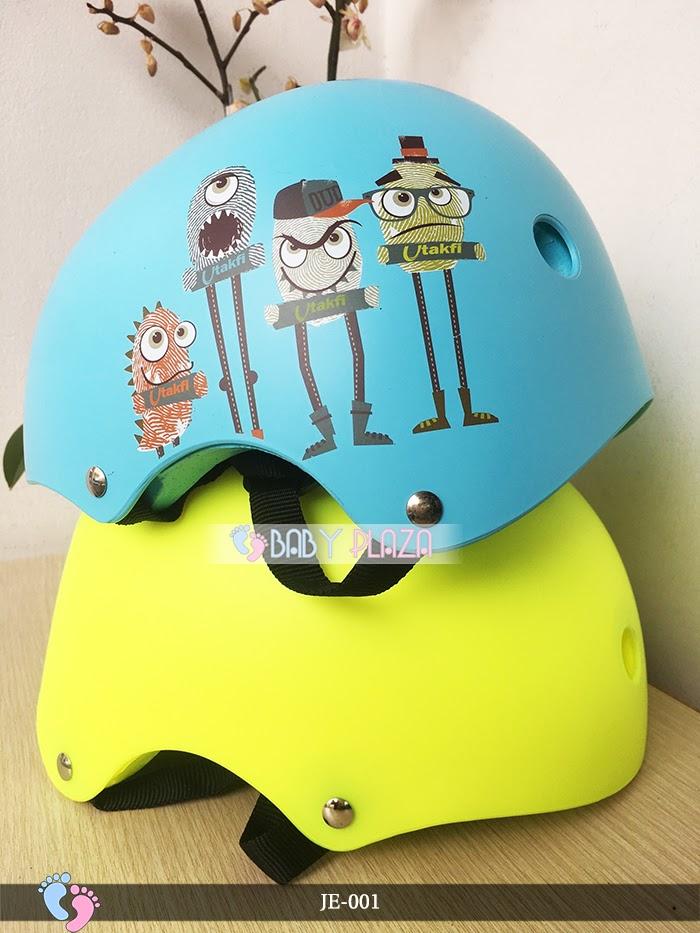 Mũ bảo hiểm trẻ em cao cấp Utakfi JE-001 3