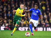 Rupture des ligaments pour Ricardo Pereira (Leicester City)