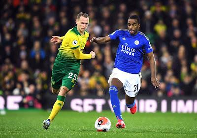 Rupture des ligaments pour un joueur de Leicester City