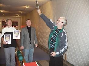 Photo: od prawej J.Klabiński, D.Jaszewski i Z.Knasiak