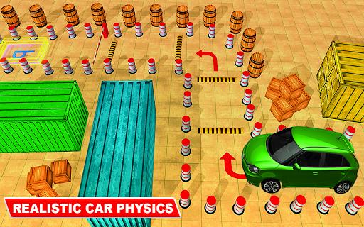 Car Parking Simulator - Car Driving Games Apk 2