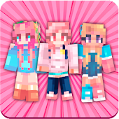 Girls Skins for Minecraft