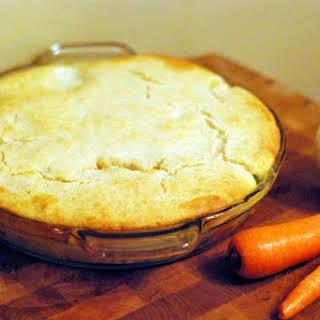 Easy Chicken Pot Pie.