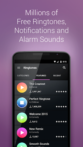 ZEDGE™ Ringtones & Wallpapers screenshot 4