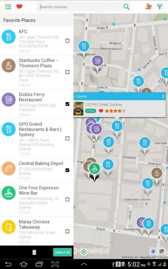 Best Go Restaurants Near Me